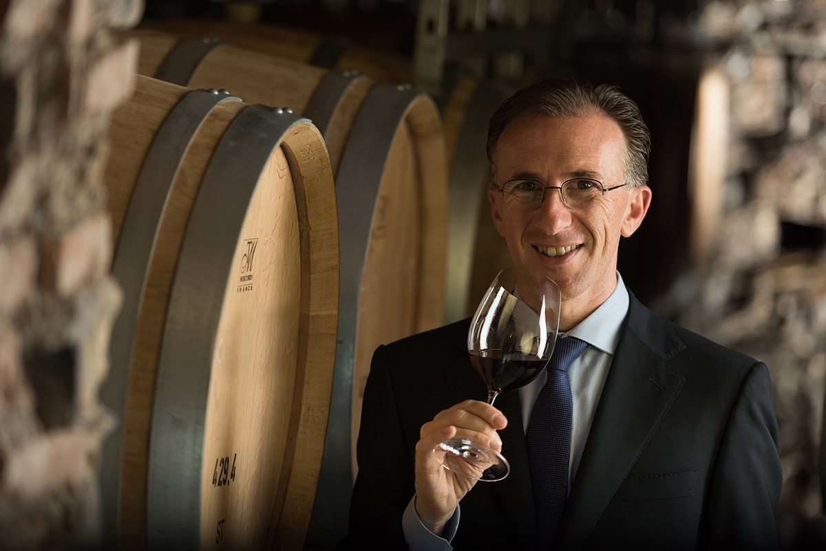 Auch Paolo Basso – «Best Sommelier of the World» – ist Teil der Jury.